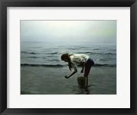 Framed Day on the Beach 1