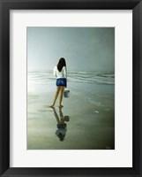 Framed Day on the Beach 2