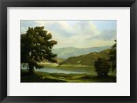 Framed Summer Landscape 1