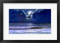 Framed Moonscape