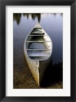 Framed Canoe