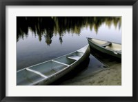 Framed Canoes