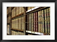 Framed Library Bookcases