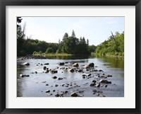 Framed Chippewa Summer I