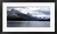 Blue Horizon II Framed Print
