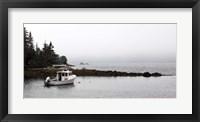 Framed Ocean Side II