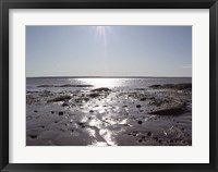 Atlantic Skies II Framed Print