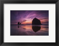 Framed Cannon Beach Dreams