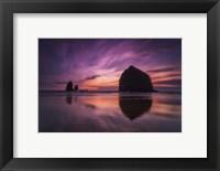 Framed Cannon Beach Dreams