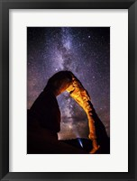 Framed Milky Way Explorer 2013