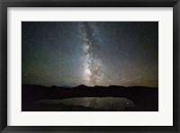 Framed Milky Way Indy Pass