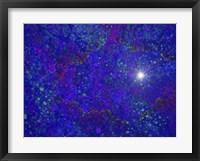 Framed Burning a Hole in Spacetime