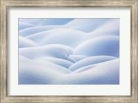 Framed White as Snow