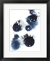 Framed Blue Galaxy III