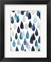 Framed Water Drops II