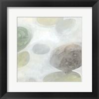 Stone Story II Framed Print