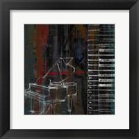 That Jazz I Framed Print