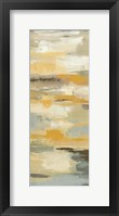 Earth Abstracts I Framed Print
