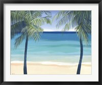 Framed Sea Breeze II