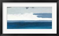Framed Ocean Horizon