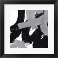Framed Monochrome IV