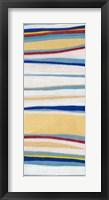Framed Wavy Lines II