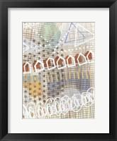 Framed Home Grid I