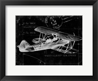Framed Flight Schematic I