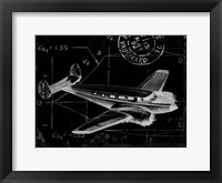 Framed Flight Schematic IV