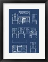 Framed Furniture Blueprint I
