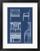 Framed Furniture Blueprint III