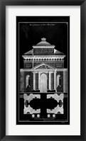 Framed Palace Facade Blueprint II