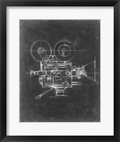 Framed Camera Blueprints II