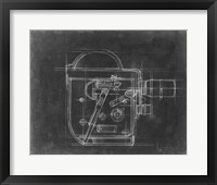Framed Camera Blueprints III