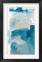 Framed Seaglass IV