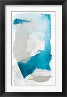 Framed Seaglass VI