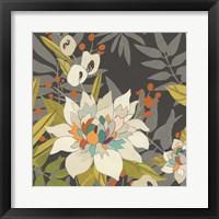 Tropical Twilight II Framed Print