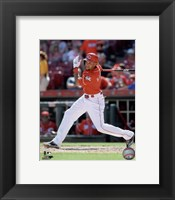 Framed Billy Hamilton 2016 Action