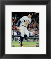 Framed George Springer 2016 Action