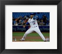 Framed Marcus Stroman 2016 Action