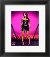 Framed Nikki Bella 2016 Total Divas