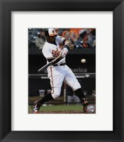 Framed Adam Jones 2016 Action