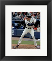 Framed Freddie Freeman 2016 Action
