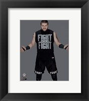 Framed Kevin Owens 2016 Posed
