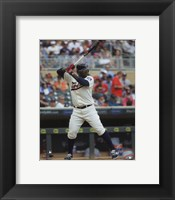 Framed Miguel Sano 2016 Action