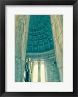 Framed Jefferson Memorial 22