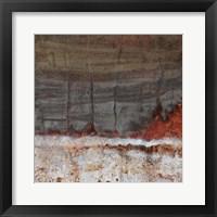 Framed Fire & Ice