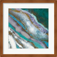 Framed Blue Marble