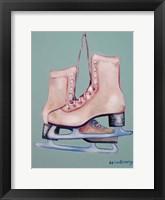 Framed My Old Skates