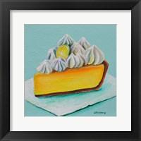 Framed Lemon Meringue